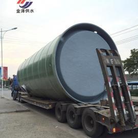 广西南宁一体化预污水泵站机械缠绕