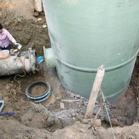 辽宁一体化预制泵站设备规格众多稳定