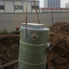 杭州一体化预制泵站不达标产品不出厂