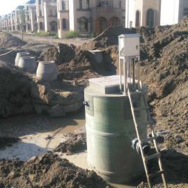 河南一体化预制泵站取得很多可喜成就