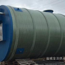 上海一体化预制泵站是您优先好的选择