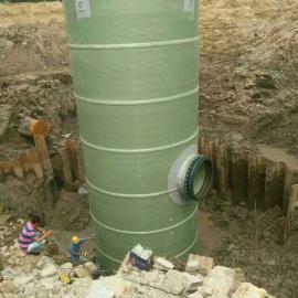 河北石家庄一体化污水提升泵站共享和谐