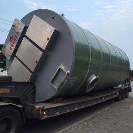 抚顺一体化预制泵站主动维护水泵电机