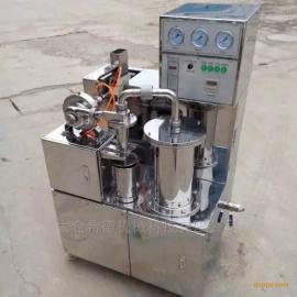 CO型实验型气流粉碎机