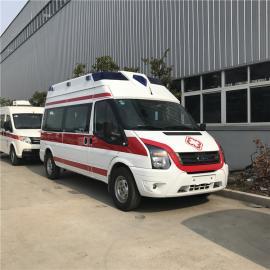 医院用20万左右120救护车多少钱厂家