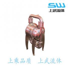 不锈钢卫生级隔膜泵 抛光型卫生级隔膜泵