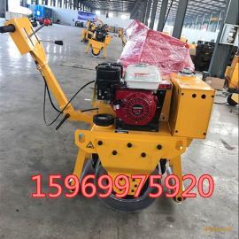 徐州小型马路压实机单轮压勾机手扶式沟槽轧道机专业厂家报价