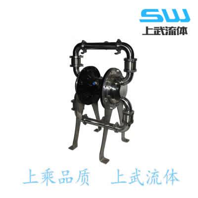 卡箍气动隔膜泵 快装气动隔膜泵 快卡气动隔膜泵