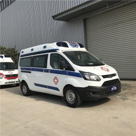 福特新全顺转运型20万左右120救护车价格