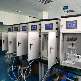 在线水质分析仪,多参数分析仪用于二次供水检测DCSG-2099