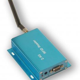 有源2.4G远距离读写器 RFID人员定位管理 全向
