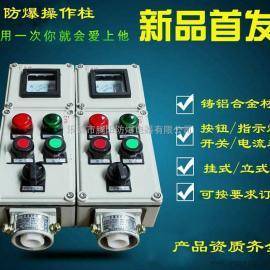 立式(挂式)防爆操作控制按钮BZC51