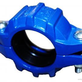 高压铸铁挠性卡箍,DN25(33.7MM),1000PSI