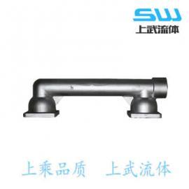 隔阂泵进口管 隔阂泵摆管 隔阂泵配套设施
