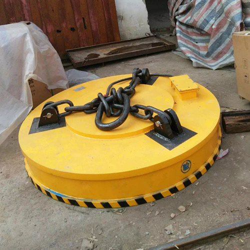 矿山机械造船电磁吸盘 高温用起重电磁铁 磨用标准电磁铁