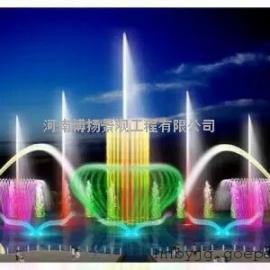 聊城喷泉设计,聊城音乐喷泉安装施工,河南博扬水系喷泉公司