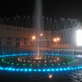 许昌喷泉安装施工,许昌音乐喷泉设计,喷泉报价,博扬喷泉公司