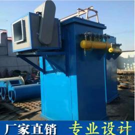 粉尘布袋除尘设备 木工车间中央除尘器系统厂家直供