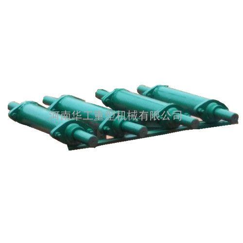缓冲器有哪几种 HT3-800行车弹簧碰头 60槽钢缓冲装置