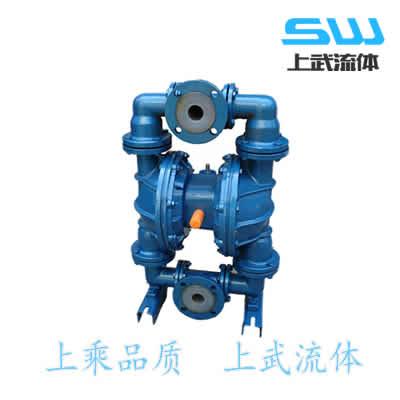 气动耐腐蚀隔膜泵 气动耐强碱隔膜泵 气动耐强酸隔膜泵