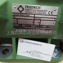 优势供应德国Friedrich 振动电机FHE 150-6-2.2,230/400