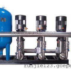 管道加压变频供水设备 智能恒压自动供水 立式定压补水装置
