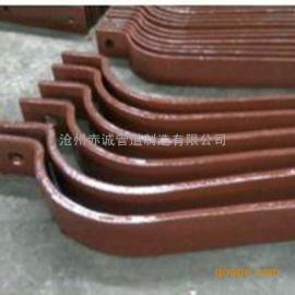 专业生产D1长管夹生产厂家沧州赤诚价格走势