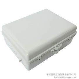 1分16光分路器箱插片式24芯光�w分�w箱配�箱�充N中