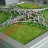城市道路、桥梁、地铁及轻轨模型