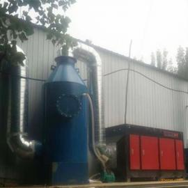 工业有机废气治理专家蓝辰活性炭吸附装置厂家报价