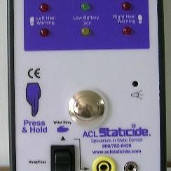 ACL-750软件式化工厂人体静电综合测试仪