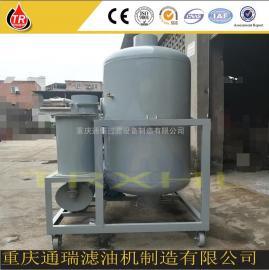 通瑞牌液压油脱水过滤杂质设备过滤机