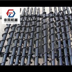 山东非同生产100麻花钻杆 69麻花钻杆 110麻花钻杆