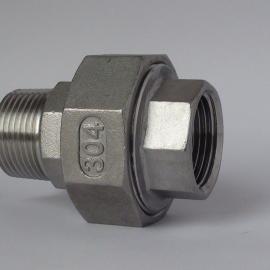 内外牙由任 不锈钢管件 管件标准 宏业304材质管件 厂家直销