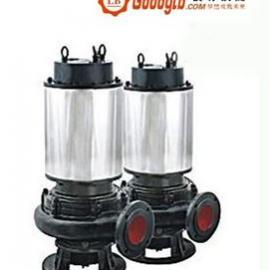永嘉良邦JPWQ潜水搅匀式不锈钢排污泵