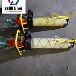 山东非同生产MQT110气动锚杆钻机