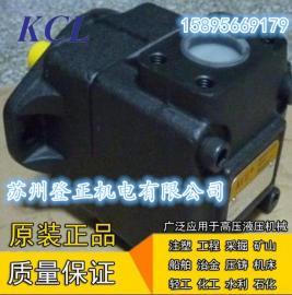 台湾KCL叶片泵 台湾KCL凯嘉叶片泵 台湾KCL凯嘉油泵