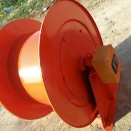 起重机电缆卷筒组 天津龙门吊变频式 弹簧电缆卷筒