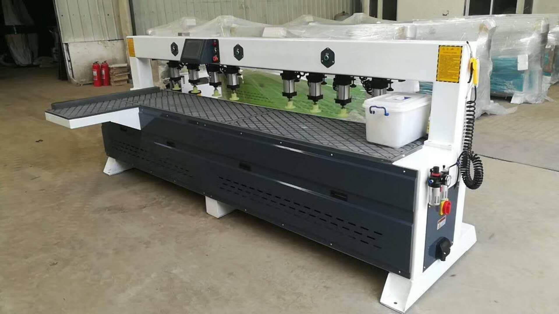 板式家具生产需要的机器