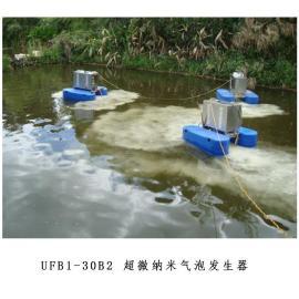 河道治理纳米气泡机微纳米气泡发生器HD52