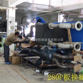 水冷工业制令机组(循环水冷却装置)
