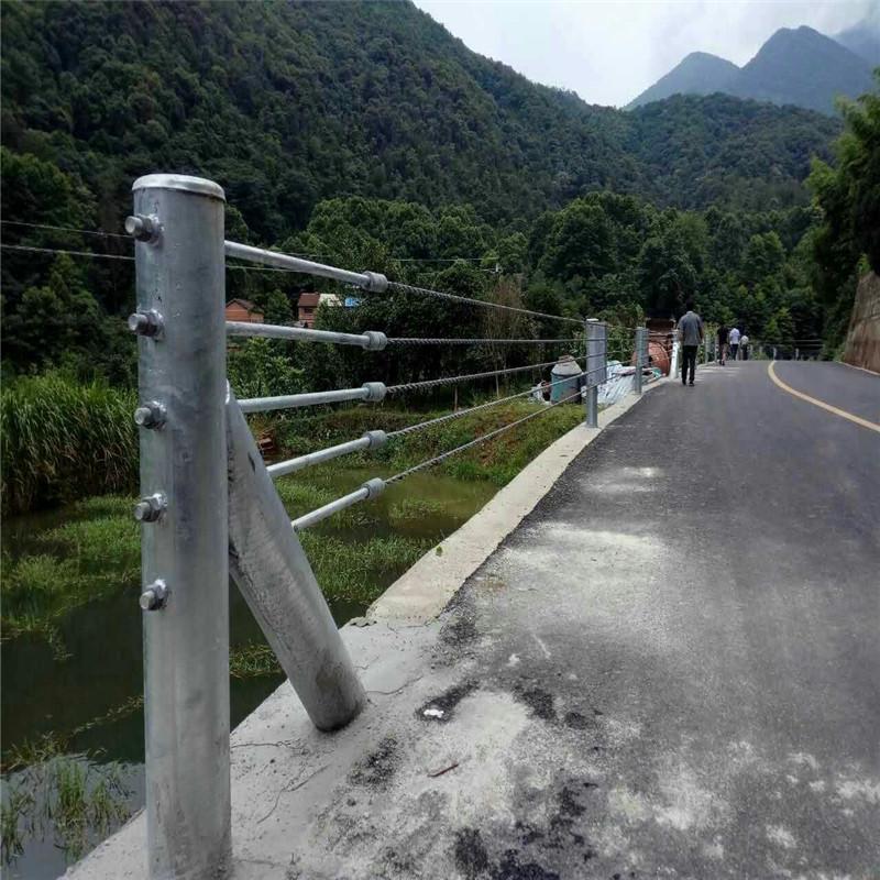 风景区缆索护栏@河北缆瑞缆索护栏生产基地@价格优惠