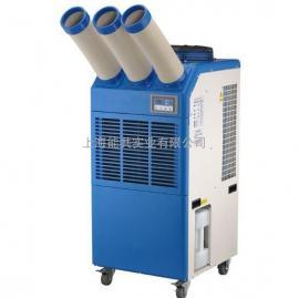 德国进口BAXIT巴谢特三管工业冷风机BXT-MAC65移动空调岗位空调
