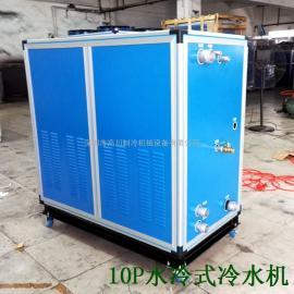 镀膜机水制冷设备厂家(水冷式冷水机)