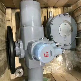 多转式电动执行器 DZW阀门电动装置,整体调节防爆型电动执行机构
