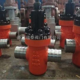 GYZF63Y-320-DN65高压沟槽闸阀