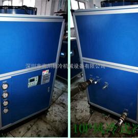 三辊研磨机恒温装置(风冷式工业冷水机)