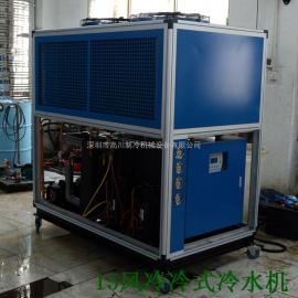 反应釜夹层制冷机厂家(工业冷却水机)