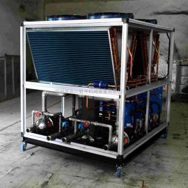 25HP风冷式冷水机