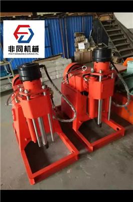 非同生产ZLJ-350坑道钻机 WSS双液注浆机